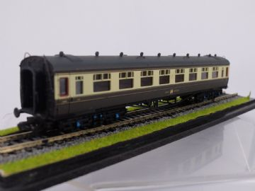 34-125 GWR Collett coach Composite Corridor 1st/3rd